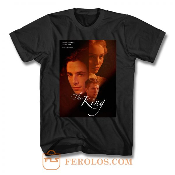 The King Movie T Shirt