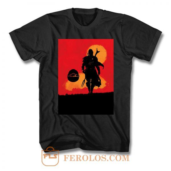 The Mandalorian 2 T Shirt