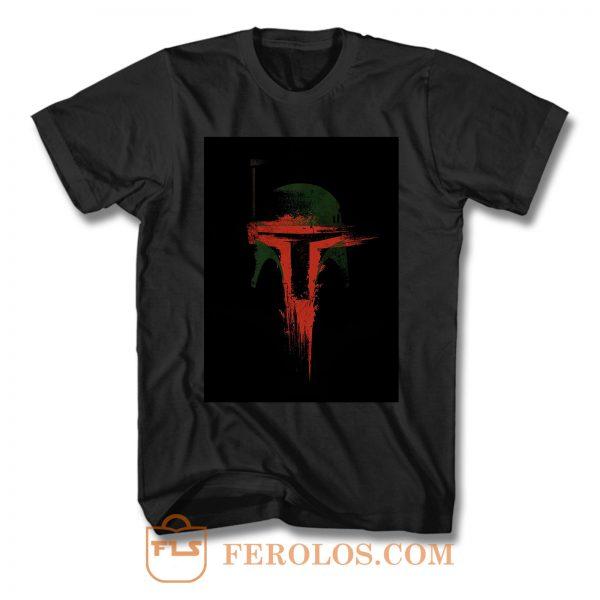 The Mandalorian 4 T Shirt