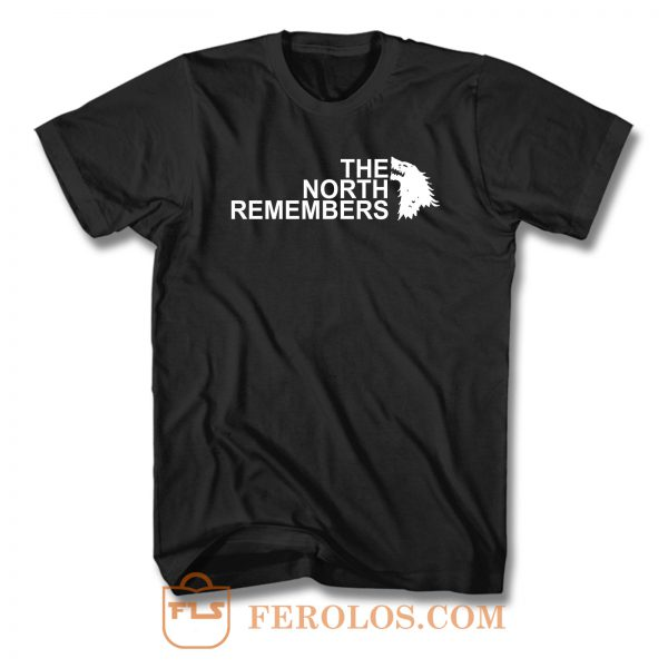 The North Remembers T Shirt