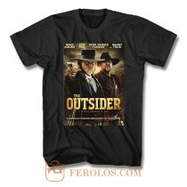 The Outsider 2019 Movie T Shirt