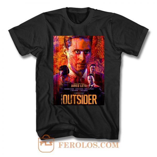 The Outsider Jared Leto T Shirt