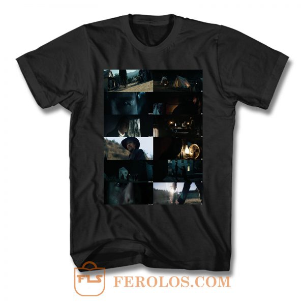 The Outsider Movie Scene T Shirt