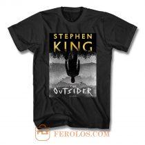 The Outsider Stephen King T Shirt