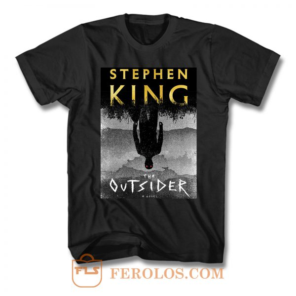 The Outsider Stephen King T Shirt
