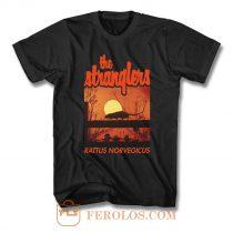 The Stranglers Rattus Norvegicus T Shirt