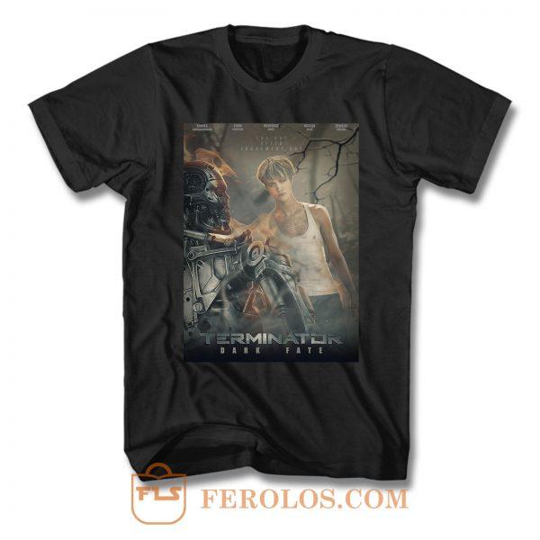 The Terminator 7 T Shirt