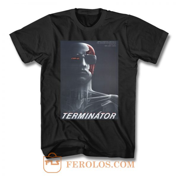 The Terminator T Shirt