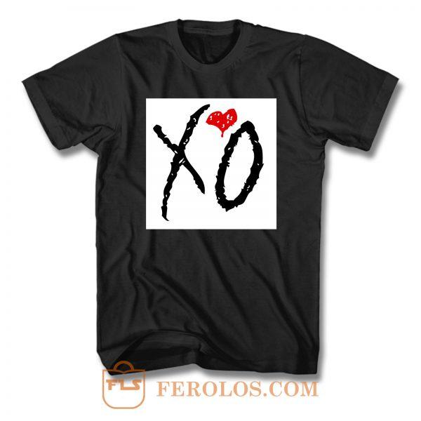 The Weeknd Xo T Shirt