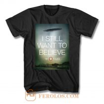 The X Files T Shirt