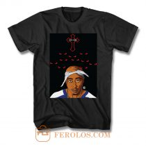 Tupac Hip Hop Rap Music T Shirt