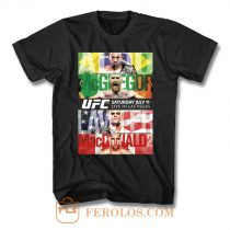 Ufc 189 Conor Mcgregor T Shirt
