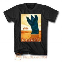 Visit Scenic Arrakis T Shirt