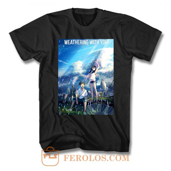 Weathering With You 2019 T Shirt