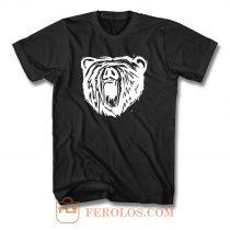 Wild Bear Growl T Shirt