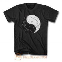 Yin Yang Elephant T Shirt